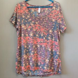 LuLaRoe Classic T Floral